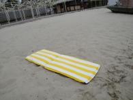 Пляжные матрасы - поролоновые, обшитые ПВХ-тканью